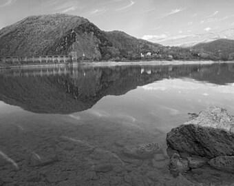 Black and White Photography Italian Landscape