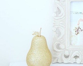 1 Golden Glitter 'Peachy Pear'