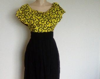 AnkaraGown/ Ankara Dress