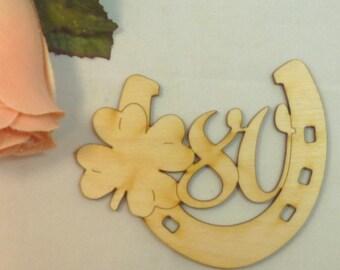Letter wooden