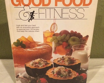 Better Homes and Garden Cookbook (Fitness 1980's)