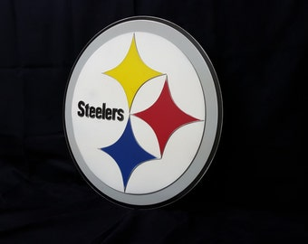 Pittsburgh Steelers Wall Hanger