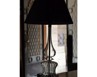Mouth Blown Handmade Lighting Table Lamp
