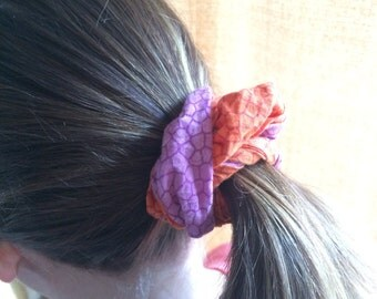 Fall Scrunchy