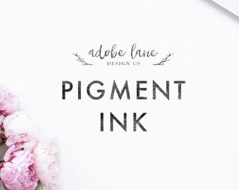 Pigment Ink Pad (40+ Colors)