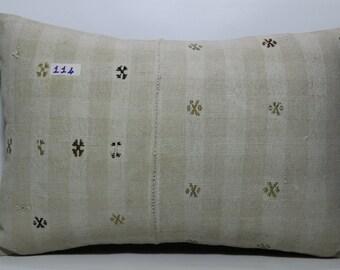16x24 Beige Kilim pillow 16x24 Large size kilim pillow,Decorative Pillow Beige Pillow SP4060-114