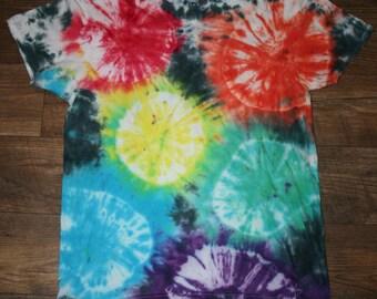 Bullseye Tie-dye Shirt