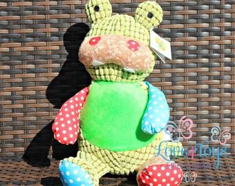 Personalised Crocodile Teddy Cubbies Keepsake New Baby