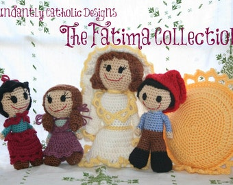 The Fatima Collection Crochet Patterns