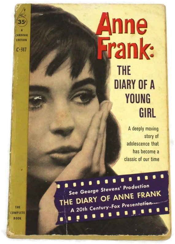 book report over anne frank Anne frank this book/movie report anne frank and in 1933 anne, margot, her father (otto frank) many children all over america read the diary of anne frank.