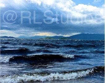 Beach Photography: Blue scenes part 2
