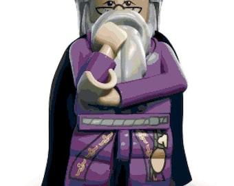 Lego Harry Potter Dumbledore