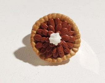 Pecan Pie Ring