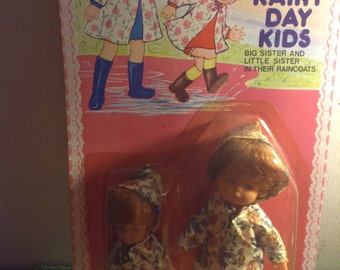 1984 Rainy Day Kids Dolls