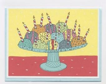 The Sundae Card