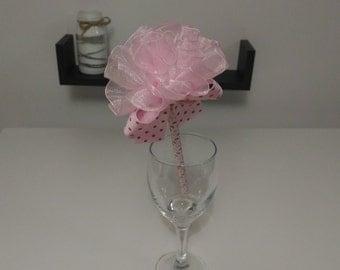 Flower Pen- baby pink