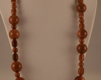 "25"" Rust Necklace"