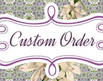 Custom Drawstring Petticoat