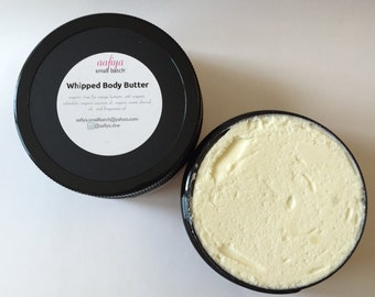 Whipped Body Butter - 4 oz