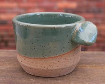 mug [speckled sea foam]