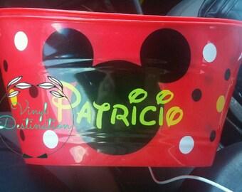 Mickey Mouse Bucket