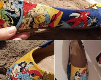 MARVEL BALLET PUMPS