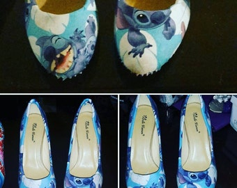 animated womens shoes