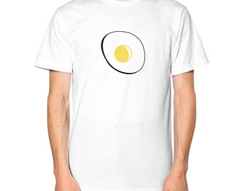 Egg T-shirt - American Apparel