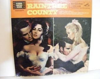 Raintree county original soundtrack Johnny Green 1958 LOC 1038