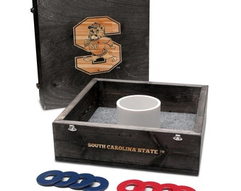 South Carolina State Bulldogs Washer Set