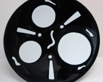 Joker Bowl Black & White