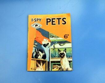 I-SPY PETS