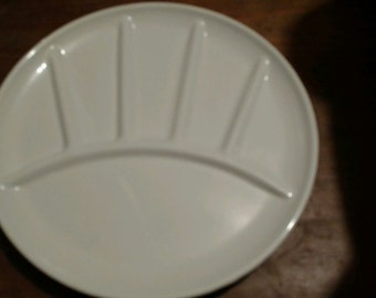 Set of 3 Enamel Sushi Plates