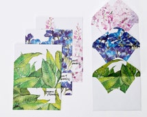 Popular Items For Floral And Leafy On Etsy