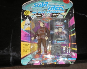Star Trek The Next Generation Figure Lore 1993