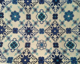 PIERRE FREY Damask Fabric MERZOUGA Polyester fabric