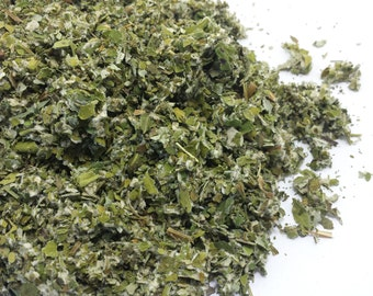 Wild Harvested Dried Coltsfoot Leaf Dried Herb Herbal Tea  Saltadorio herbs