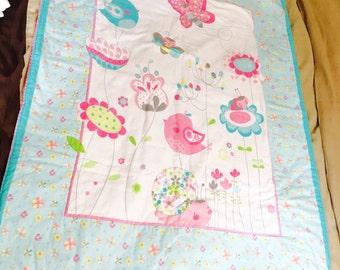 Baby Girls Blanket