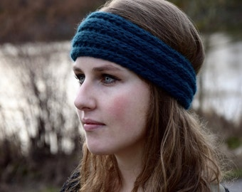 Headband | Liesbeth | petrol