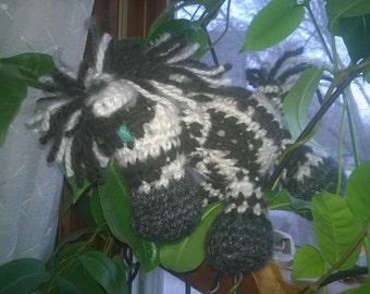 Crochet Amigurumi Zebra