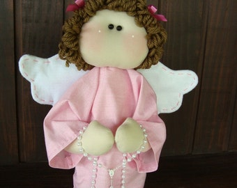 Baptism Angel PDF pattern