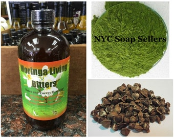 Moringa Seeds, Moringa Powder, Detox Drink
