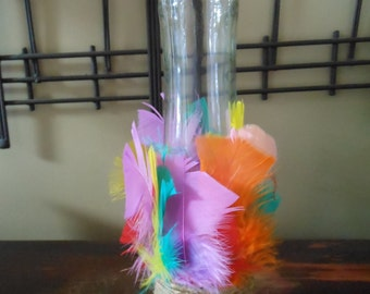 Feather & Twine Vase
