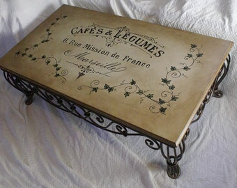 Shabby French Chic Coffee Table
