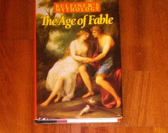 Bulfinch's Mytholigy The Age of Fable 1968© Great Condition
