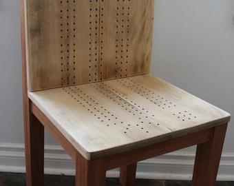 Hallway Cribbage Chair