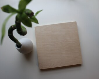 Custom Wood Canvas