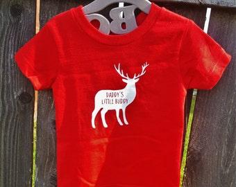 Daddy's Little Buddy T-Shirt