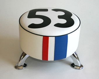Herbie 53 footstool