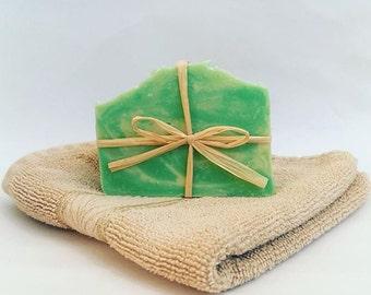 Apple Blossom Soap~Handmade Soap~Natural Soap